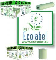 Línea Ecolabel verde